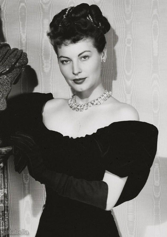 gatabella — Ava Gardner for One Touch of Venus, 1948