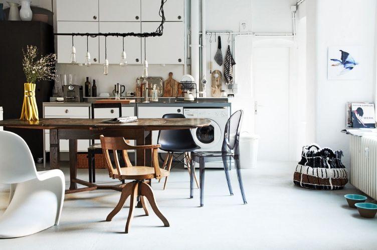 Interior Berlin slettvoll dyp blå 6 interiør living rooms