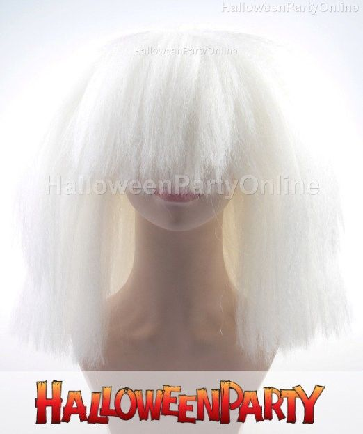 SIA Large Wig For Halloween 2015 Amazon