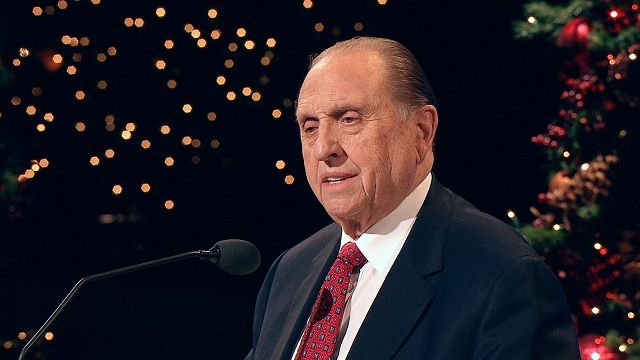 See the Good | First Presidency Christmas Devotional to air live on BYUtv