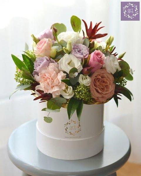 Artemi Www Artemi Com Pl Kwiaty Bukiet Podziekowania Dla Rodzicow Flowerbox Decor Home Decor Vase