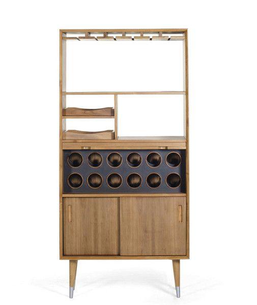 Varta Bar Cabinet Lounge and entertainment unit ideas