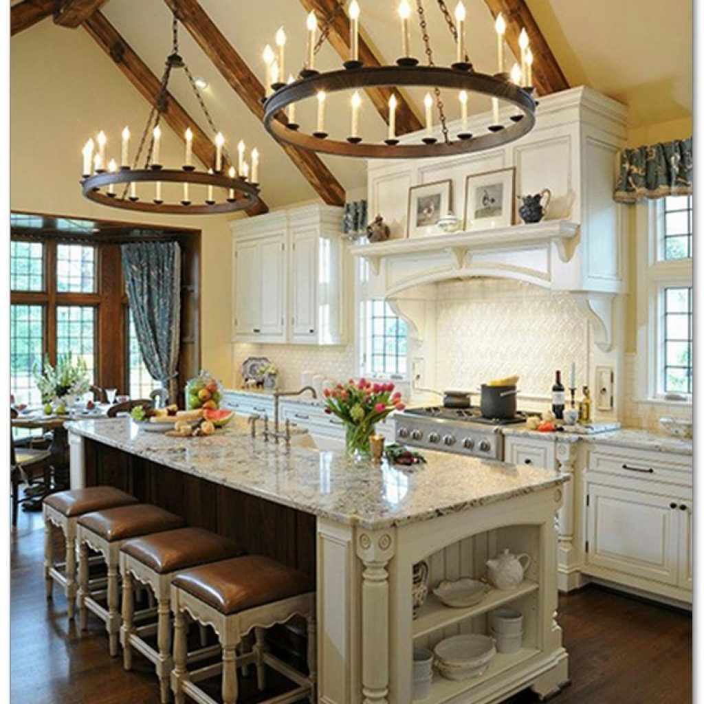 60 French Country Kitchen Modern Design Ideas Decorating Ideas Home Decor Ideas And Tips Country Kitchen French Country Kitchens Country Kitchen Decor French country kitchen lighting fixtures