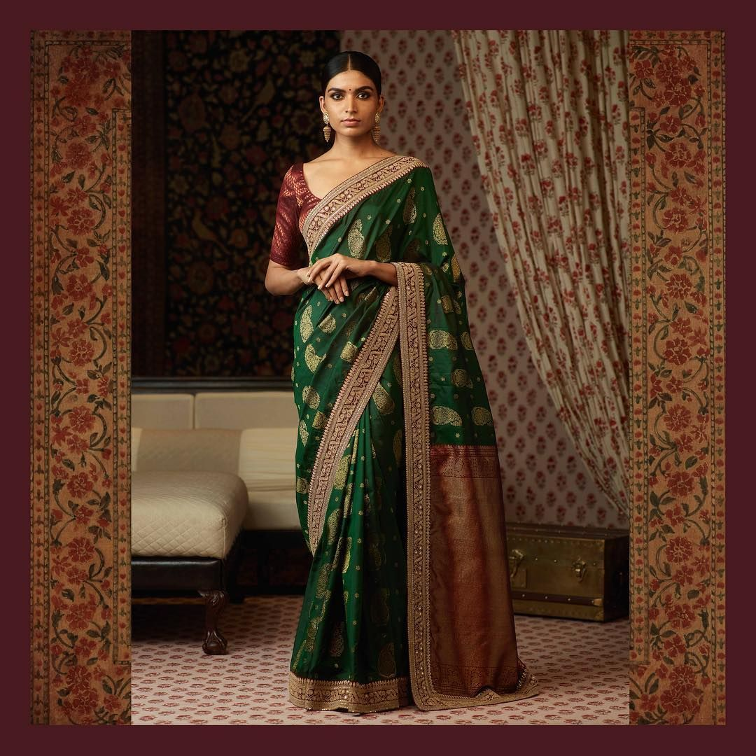 Sabyasachi The Vasanthalakshmi Collection Heritage