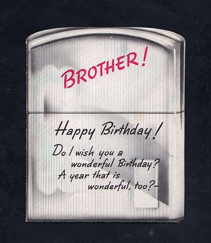 Birthday Card Gy 87 Vintage Birthday Greeting Cards Pinterest
