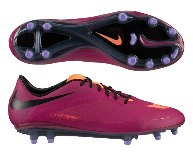 purple nike womens soccer cleats - Google Search