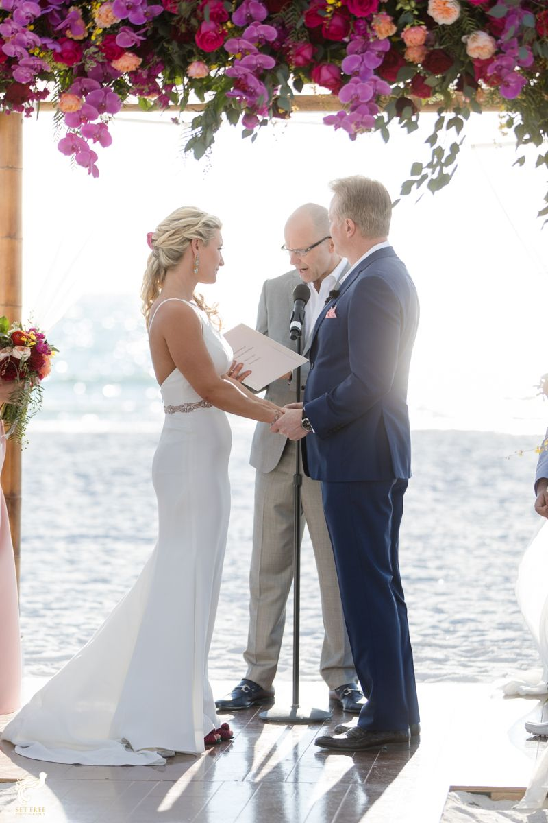 Florist Event Decor Isn T She Lovely Florals Ceremony Benches Rental Niche Event Rental Rental Wedding Beach Ceremony Beach Ceremony Marco Island Wedding