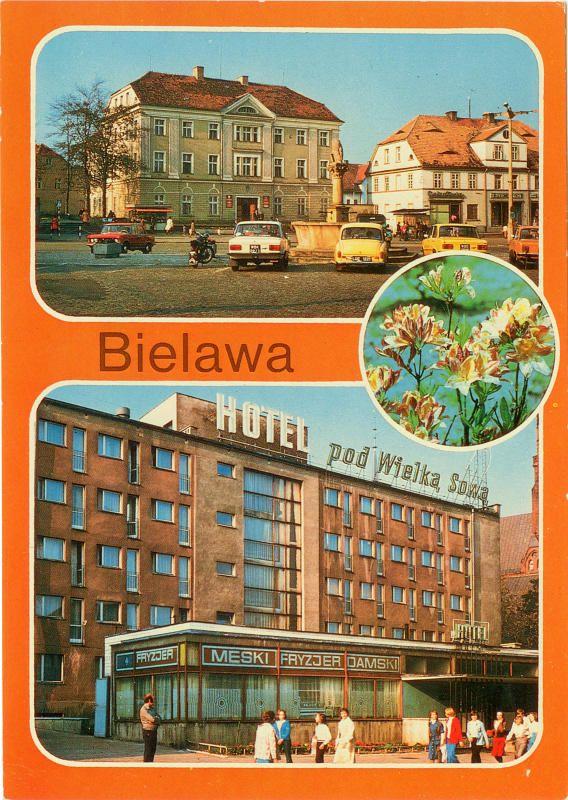 Bielawa Rynek Hotel Bielawa Pinterest