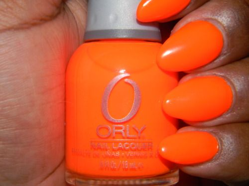 Orly Nail Lacquer in Melt Your Popsicle Review | Allure