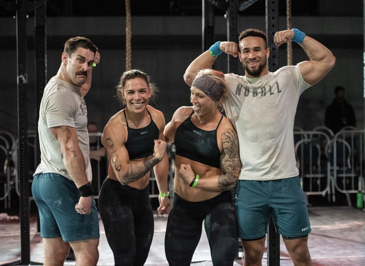Good luck to team invictus boston as they head to the
