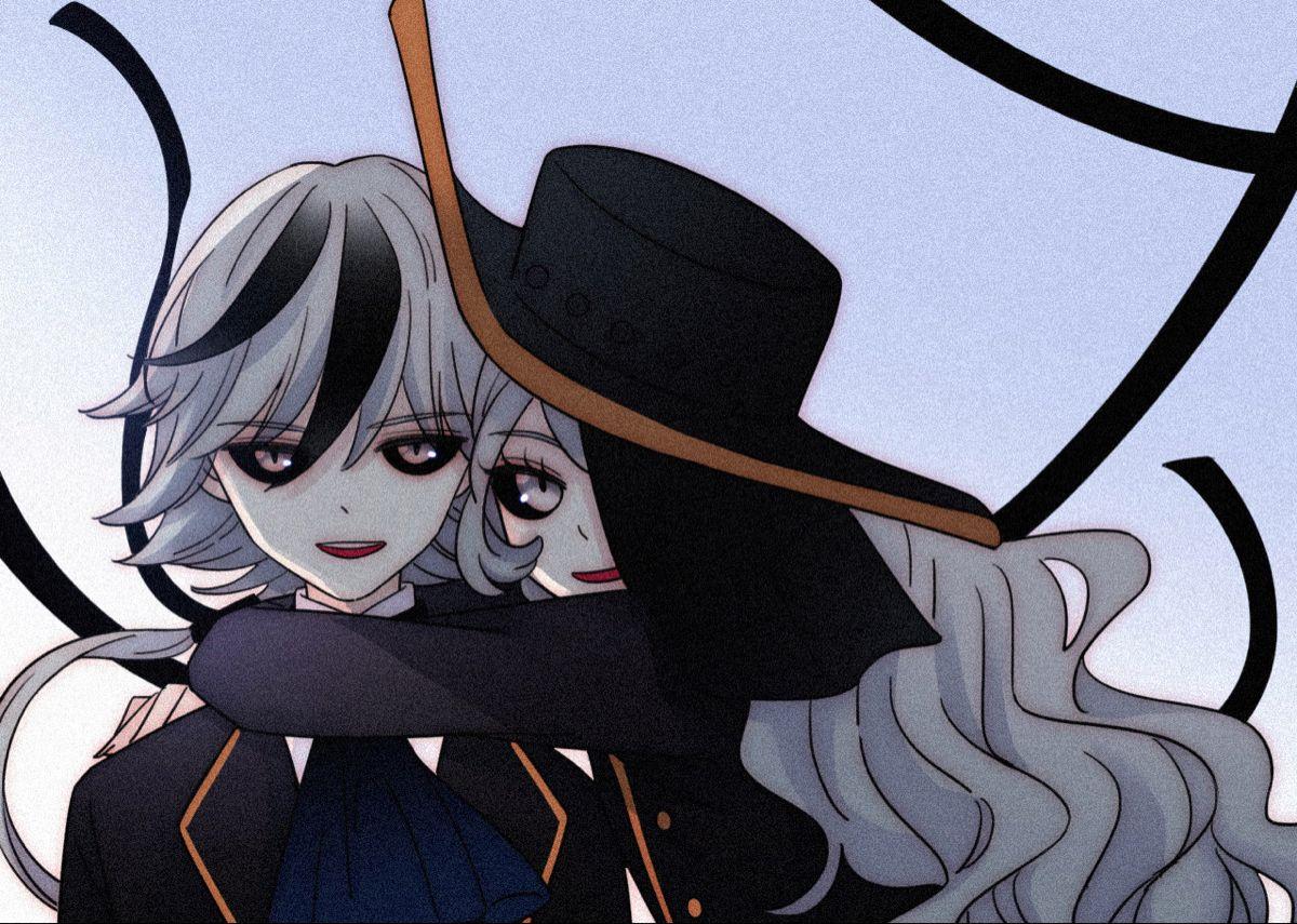 Pin by 語. 夕 on 黑夜有所斯 in 2020 Romantic anime, Anime, Stay