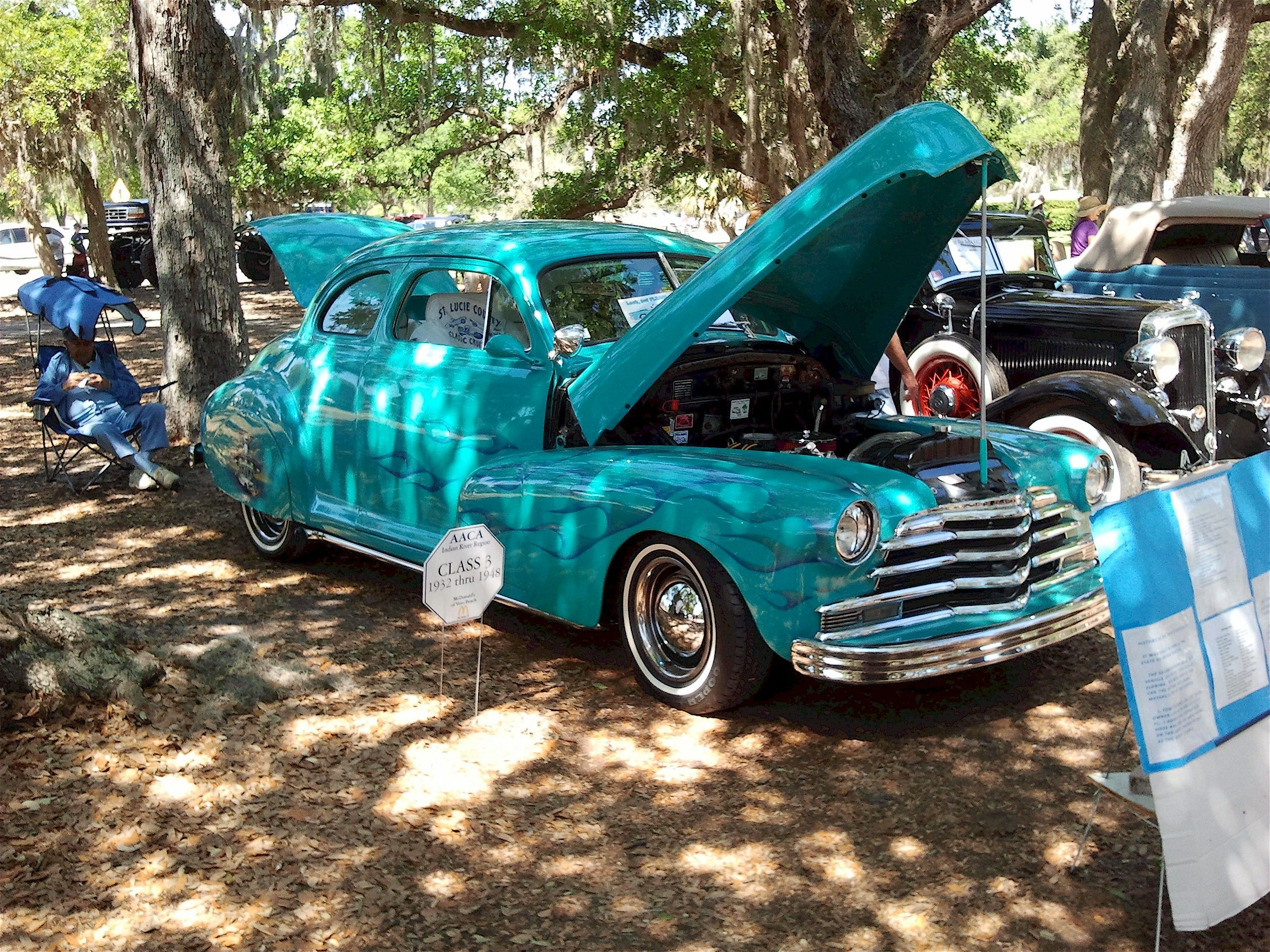 Chevy Great Paint Job Vero Beach Car Show Pinterest Vero - Vero beach car show