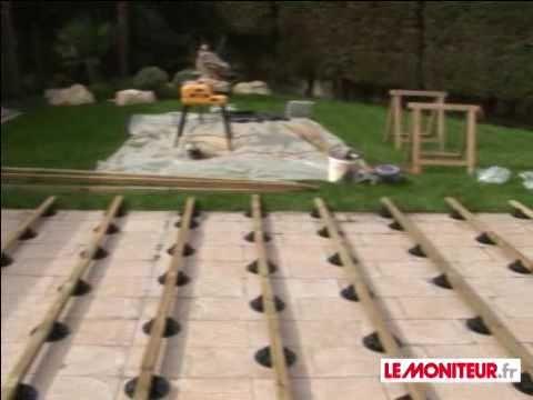 những pha xử lý hay Montage terrasse bois -    cliplmht 2017