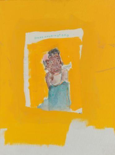 Jean Michel Basquiat, Dinah Washington