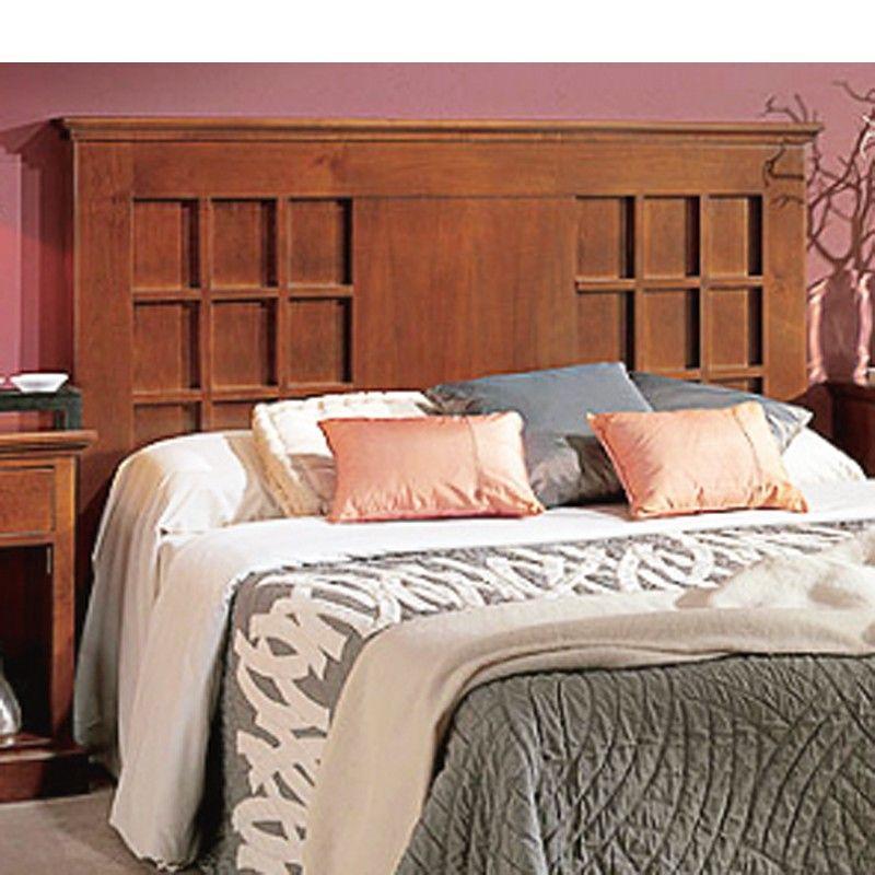 Cabeceros de cama de madera buscar con google - Cabecero de cama ...