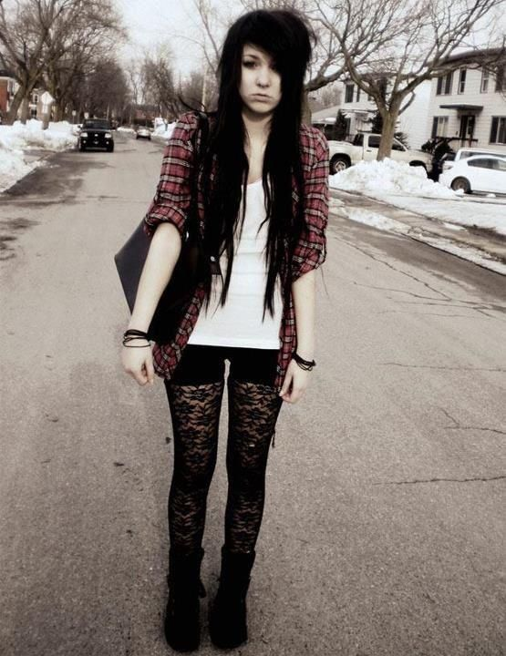 a769c5e6b0 What Type Of Girl Are You? | Goth | Emo fashion, Grunge outfits, Fashion