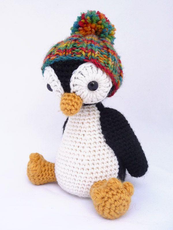 Pingüino iBook   Amigurumi   Pinterest   Patrones amigurumi ...