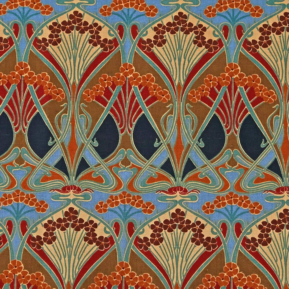 The Ianthe Pattern Was Originally Created In 1900 By French