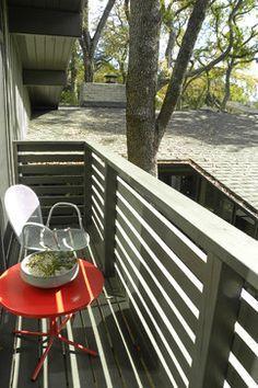 Modern Porch Railing Design Google Search Condo Porch Rails