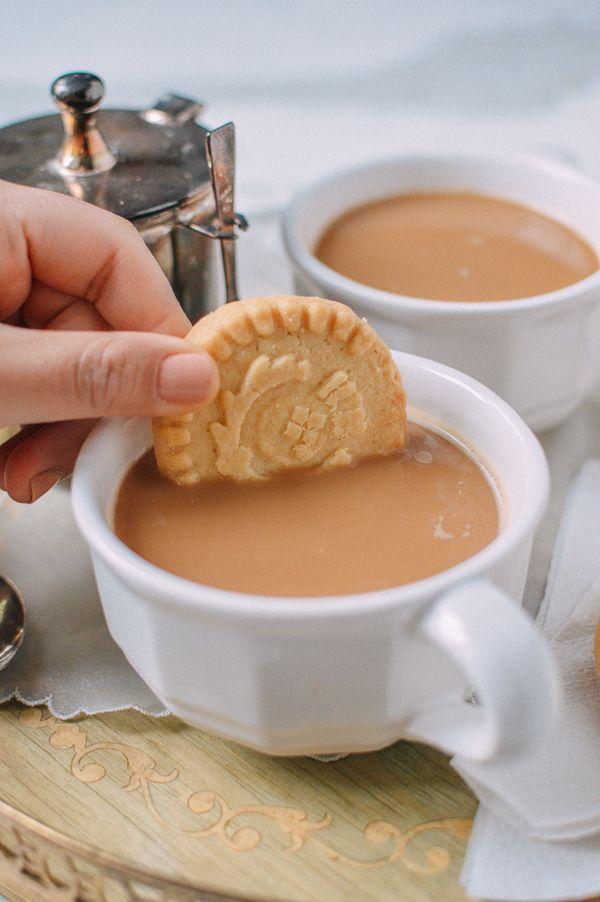 Yuanyang Tea Hong Kong Style Brewed With Coffee