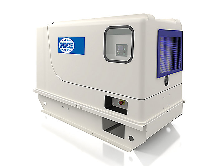 Fg Wilson 12 5 Kva To 16 5 Kva Diesel Generator Diesel Generators Generation Modern Mechanics