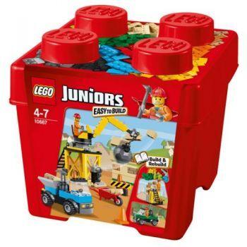 Lego Juniors Constructie 10667 Emagro Cumpara Lego Juniors