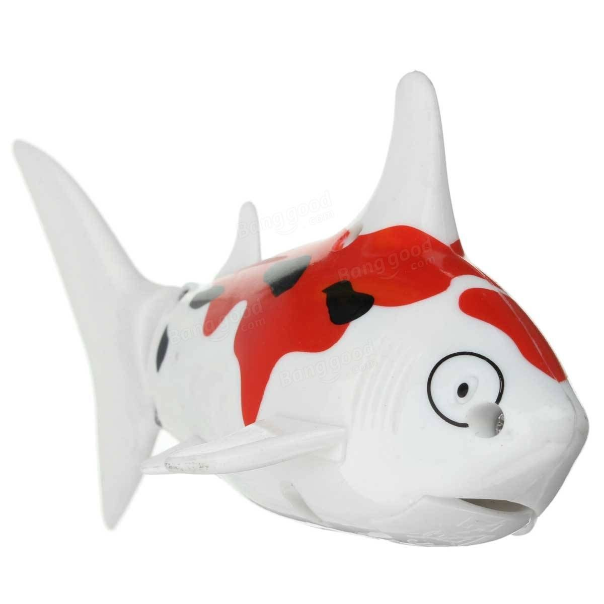 Radio Rc Mini Electrical Small Shark-Shaped Water Toys With