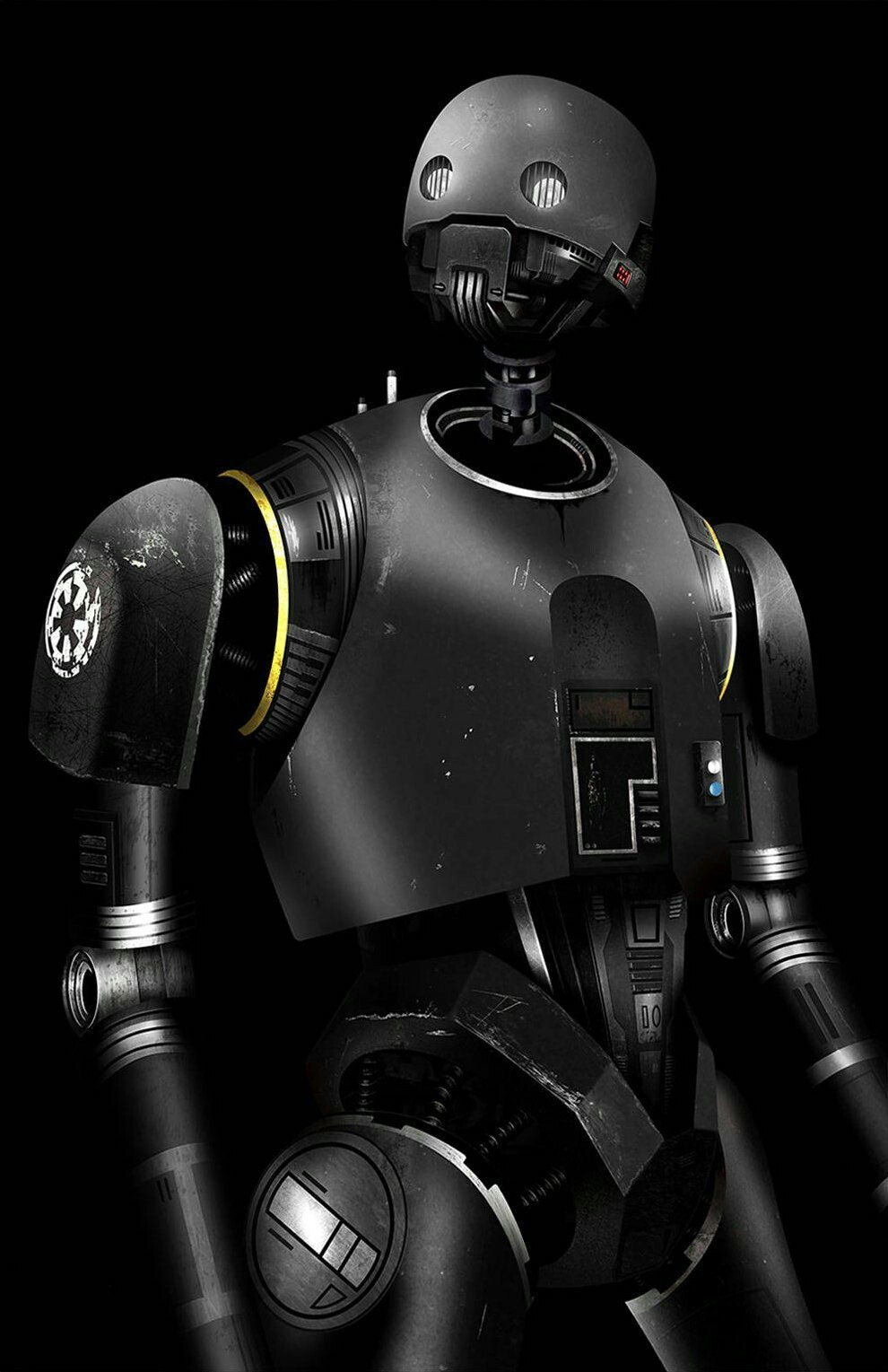 e35431f125bd0 Imperial Droid - Rogue one | Designs of and for the Future ⌨ | Star ...