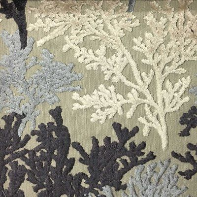 Top Fabric Reef Fabric | Perigold #velvetupholsteryfabric