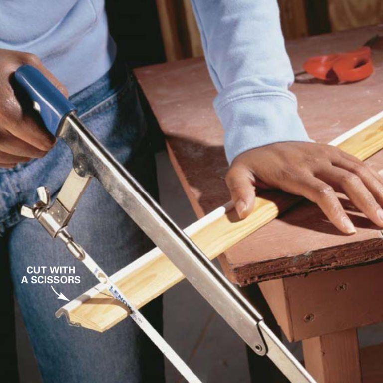 Installing Weather Stripping & Door Sweeps Weather