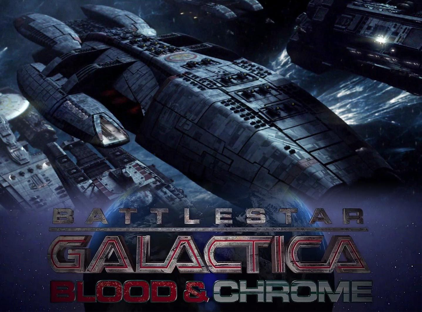 Battlestar Galactica Blood And Chrome Battlestar Galactica