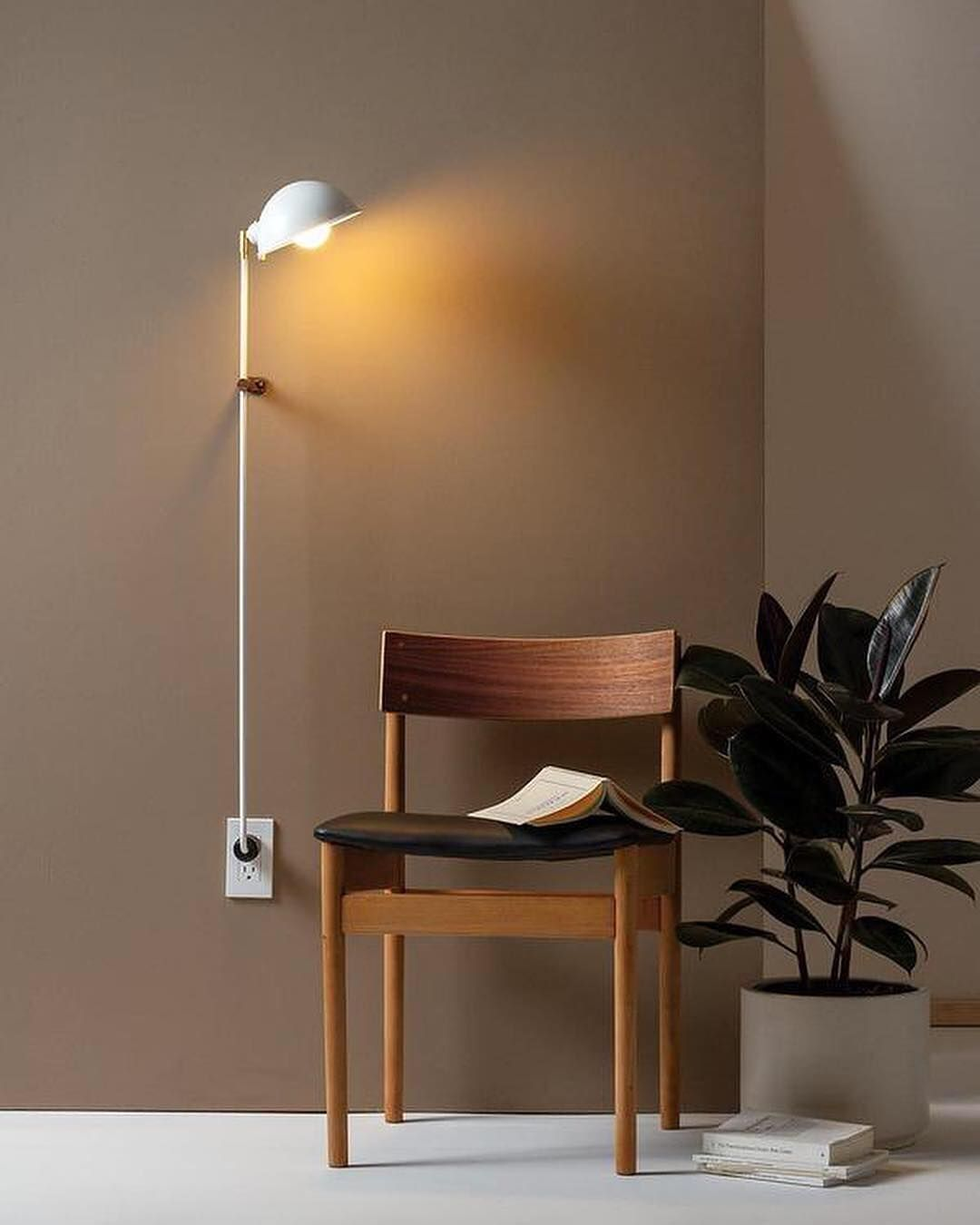Humanhome On Instagram Olle Plug Lamp Purpose Driven Function Focused Architectural Lighting Made In Los Angeles Lamps Living Room Interior Lamp #plug #in #lighting #for #living #room