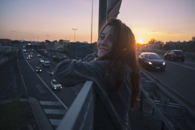 Every time you smile the sun peeks through the clouds | Flickr
