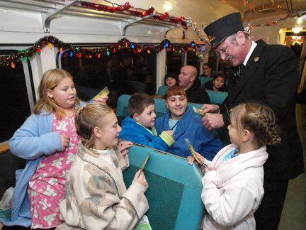 The Polar Express 2013 Polar Express Train Ride Polar Express Polar Express Train