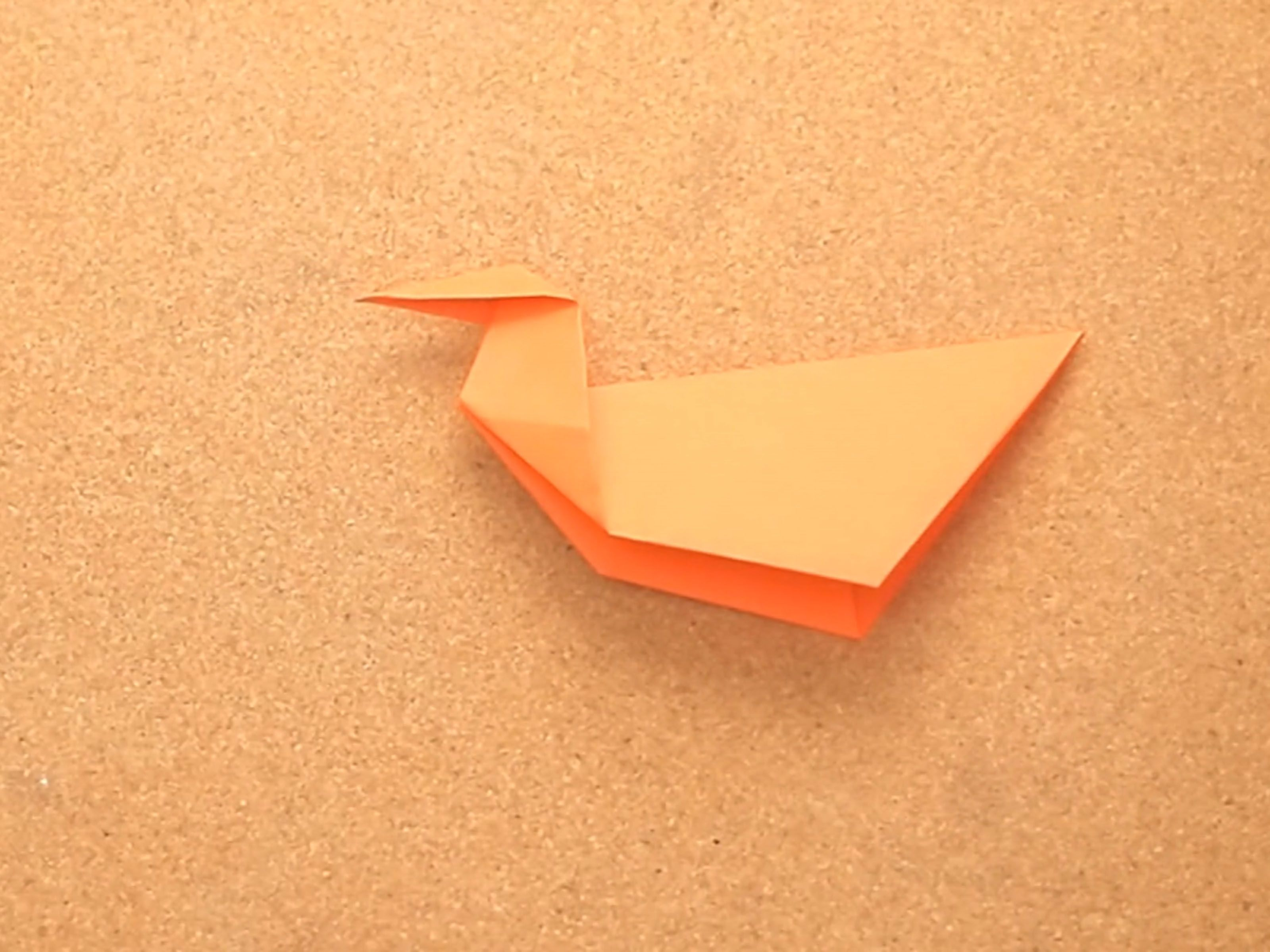 Origami animals #1 - How to make an origami bird I - YouTube | 2400x3200