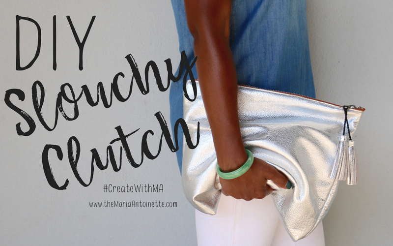 Learn how to make your own slouchy clutch. This post will walk you through each step as well as show you. This tutorial is idea for beginners to advance seamstresses.