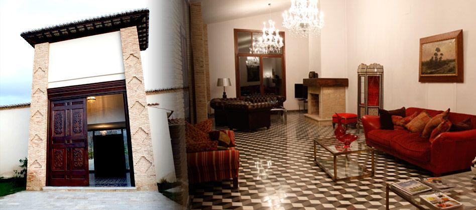 cement tiles, Finca El Higueral del Hotelano, El Rebolledo, Alicante, Spain