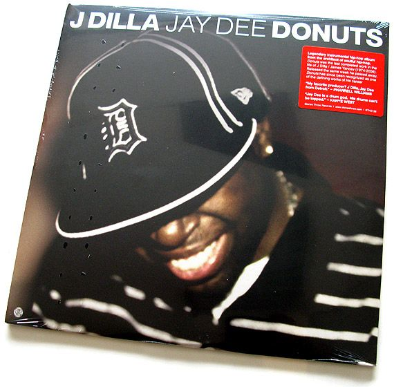 J Dilla Donuts Stonesthrow Released The Smile Cover On That Wax Purchased J Dilla Real Hip Hop Best Hip Hop