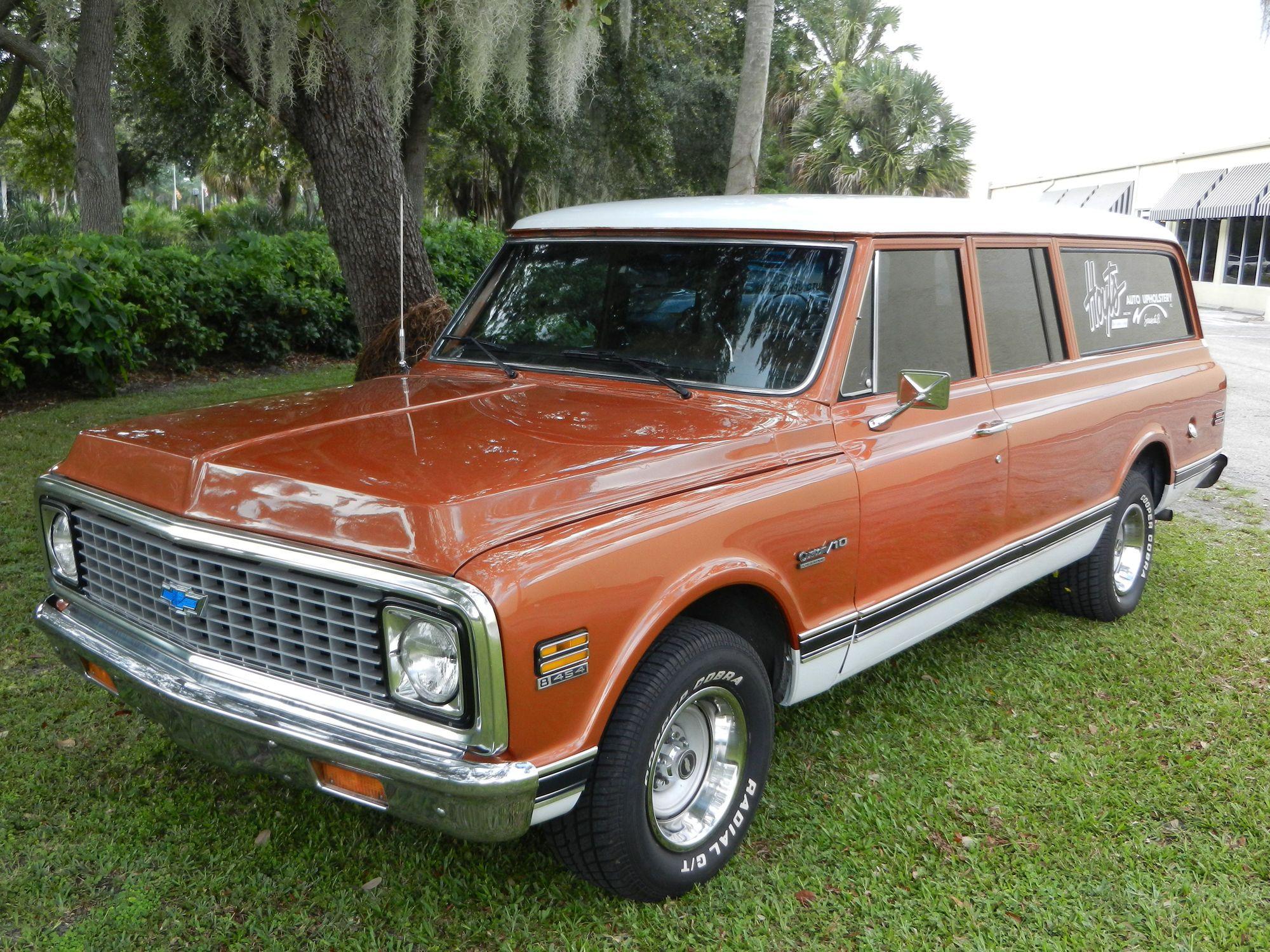 1972 CHEVROLET SUBURBAN 3-DOOR & 1972 CHEVROLET SUBURBAN 3-DOOR   Trucks   Pinterest   Chevrolet ...