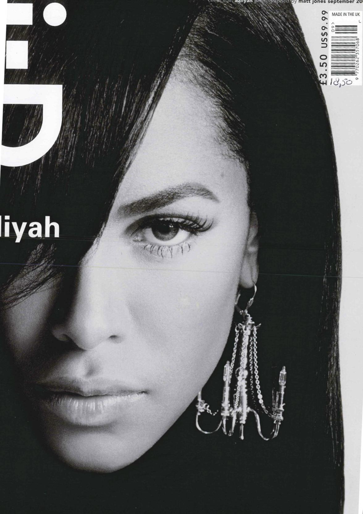 aaliyah cover iD