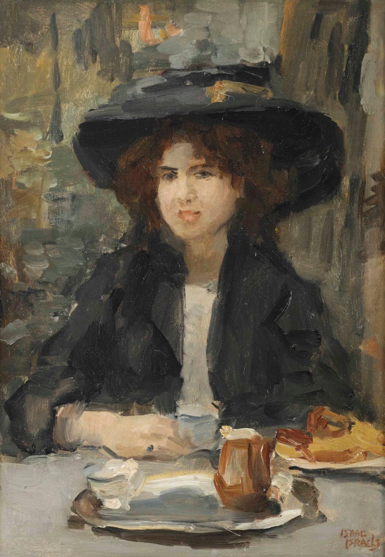 Isaac Israels, Le petit déjeuner, Bois de Boulogne | Art, Painting,  Impressionist art