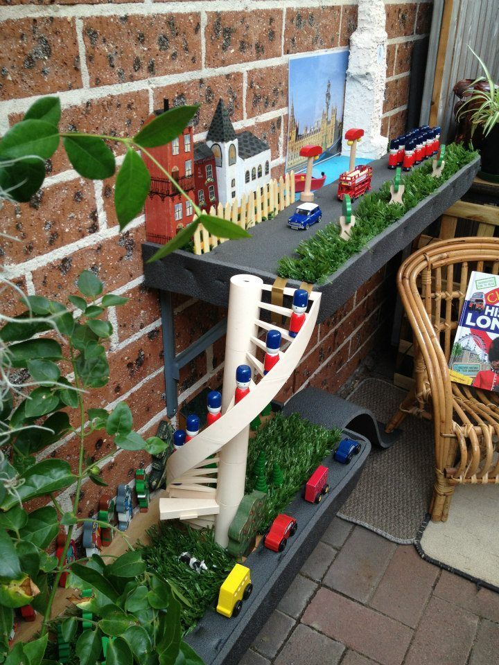 Fab Area For Car Play Quot Outdoor Play Areas Kids Play
