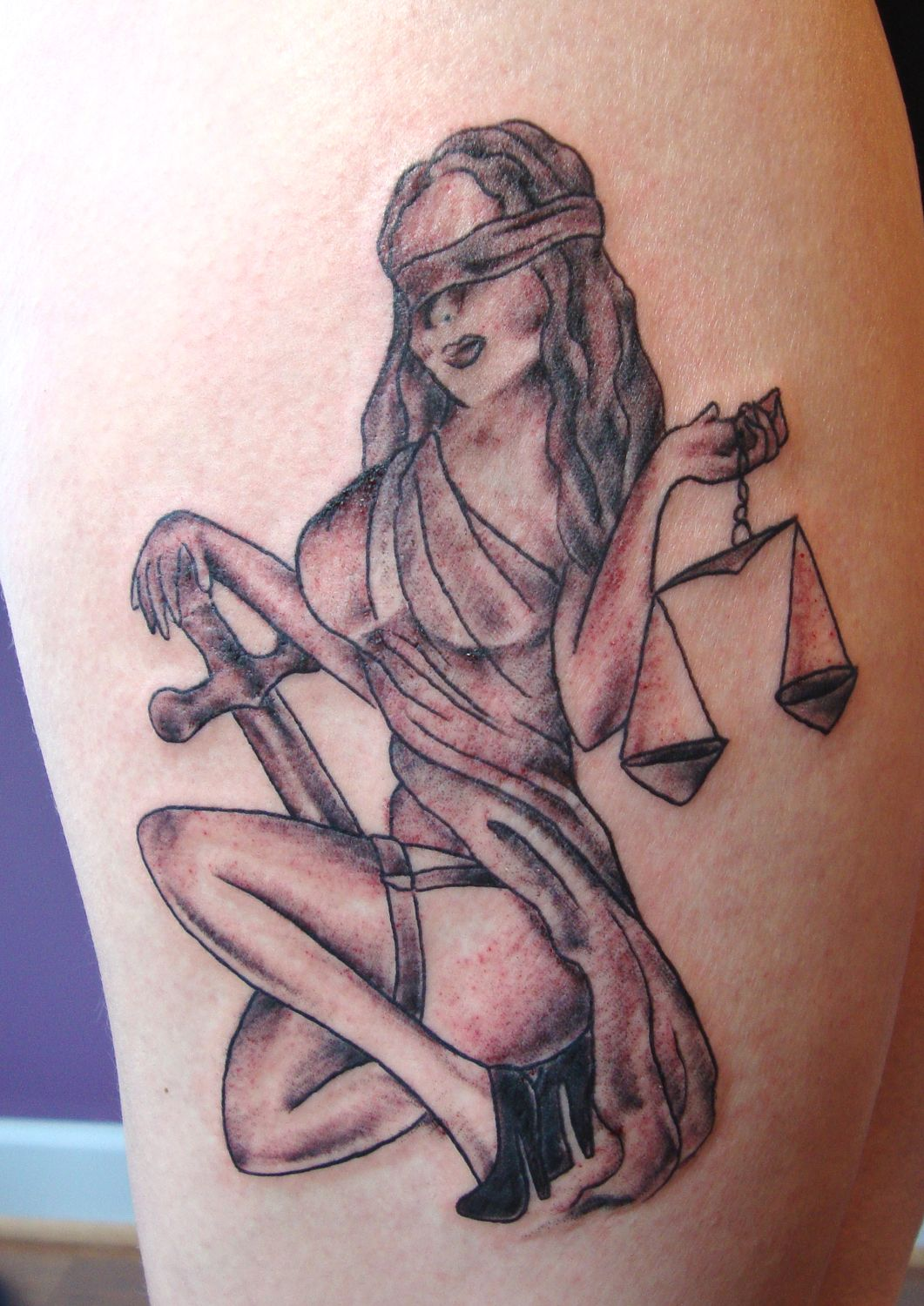 Law Related Tattoos Google Search Tattoos Lawyer Tattoo