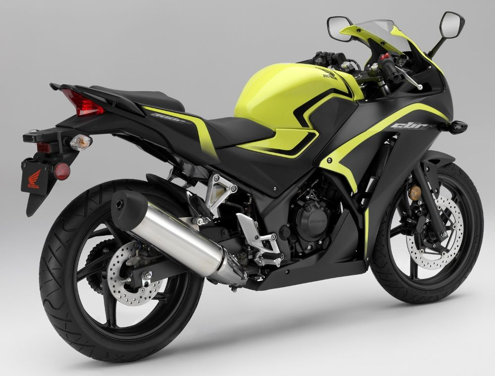 2016 Honda Cbr300r Review Of Specs Hp Mpg Price Msrp More