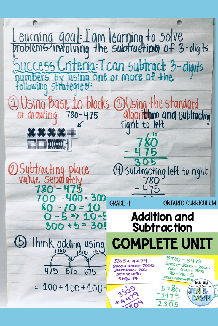 Predownload: Grade 4 Addition And Subtraction Subtraction Math Third Math [ 1102 x 735 Pixel ]