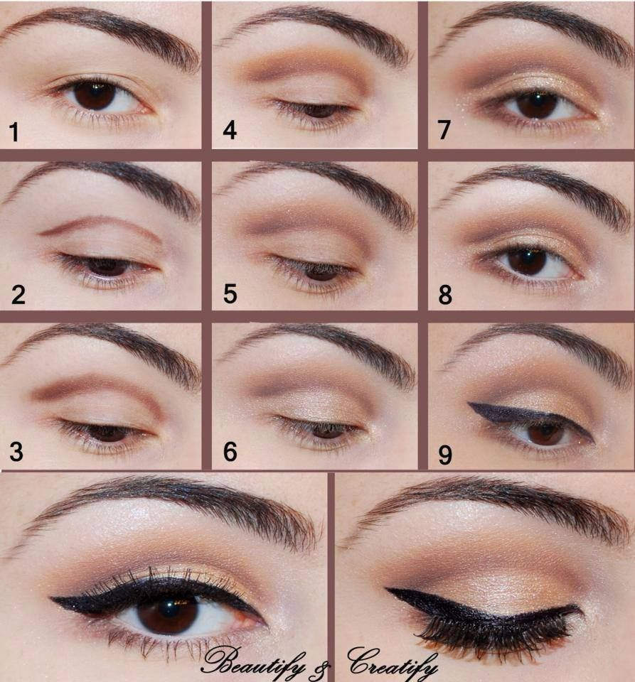 Top 10 Simple Makeup Tutorials For Hooded Eyes Genericlatisse