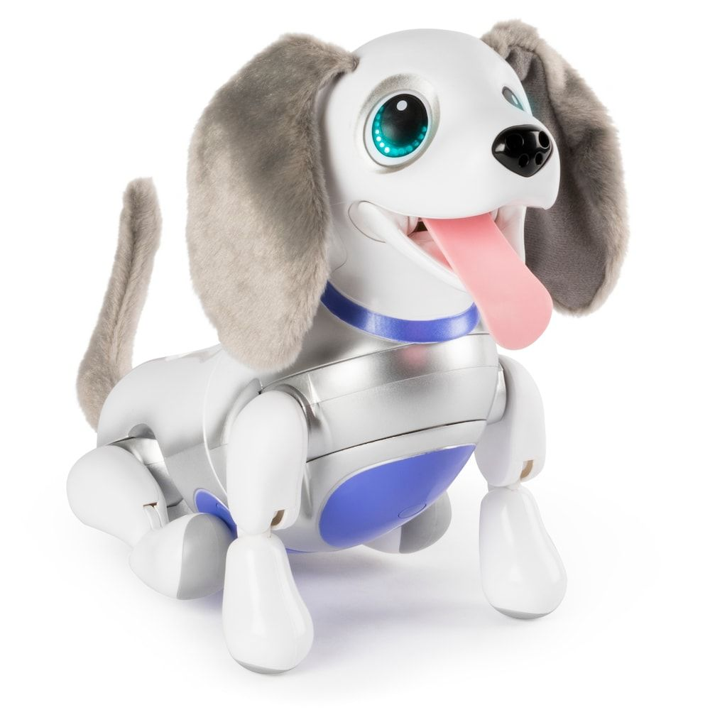 Zoomer Playful Pup Robotic Dog Dog Toys Pets Pup