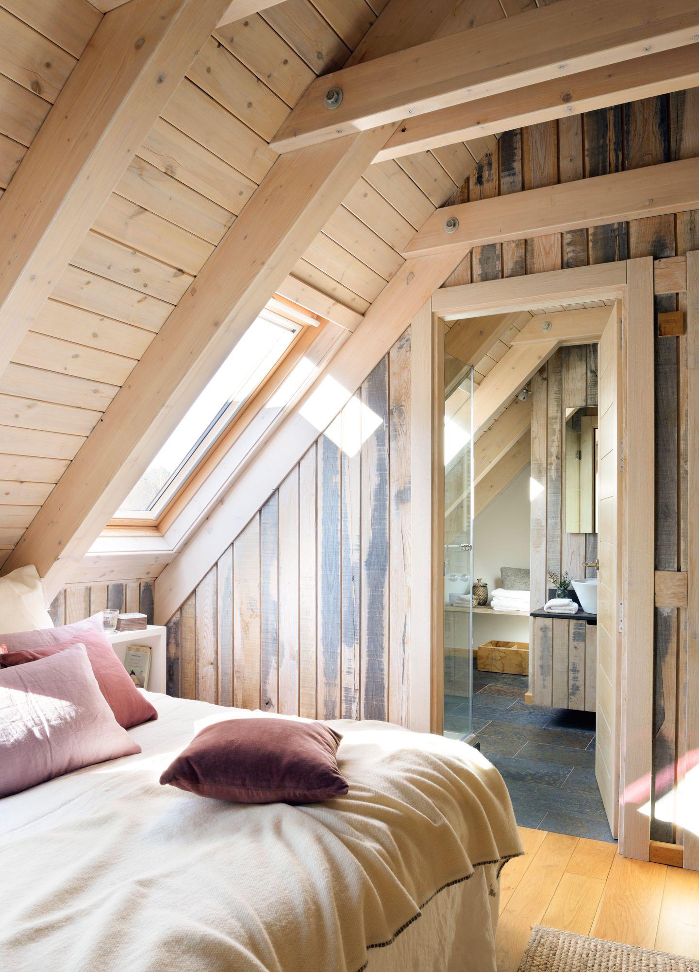 Bano Ensuite Dormitorios Abuhardillados Dormitorios