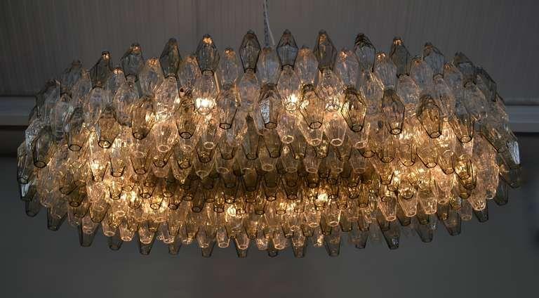 Carlo scarpa polyhedral venini chandelier carlo scarpa carlo scarpa polyhedral venini chandelier aloadofball Images