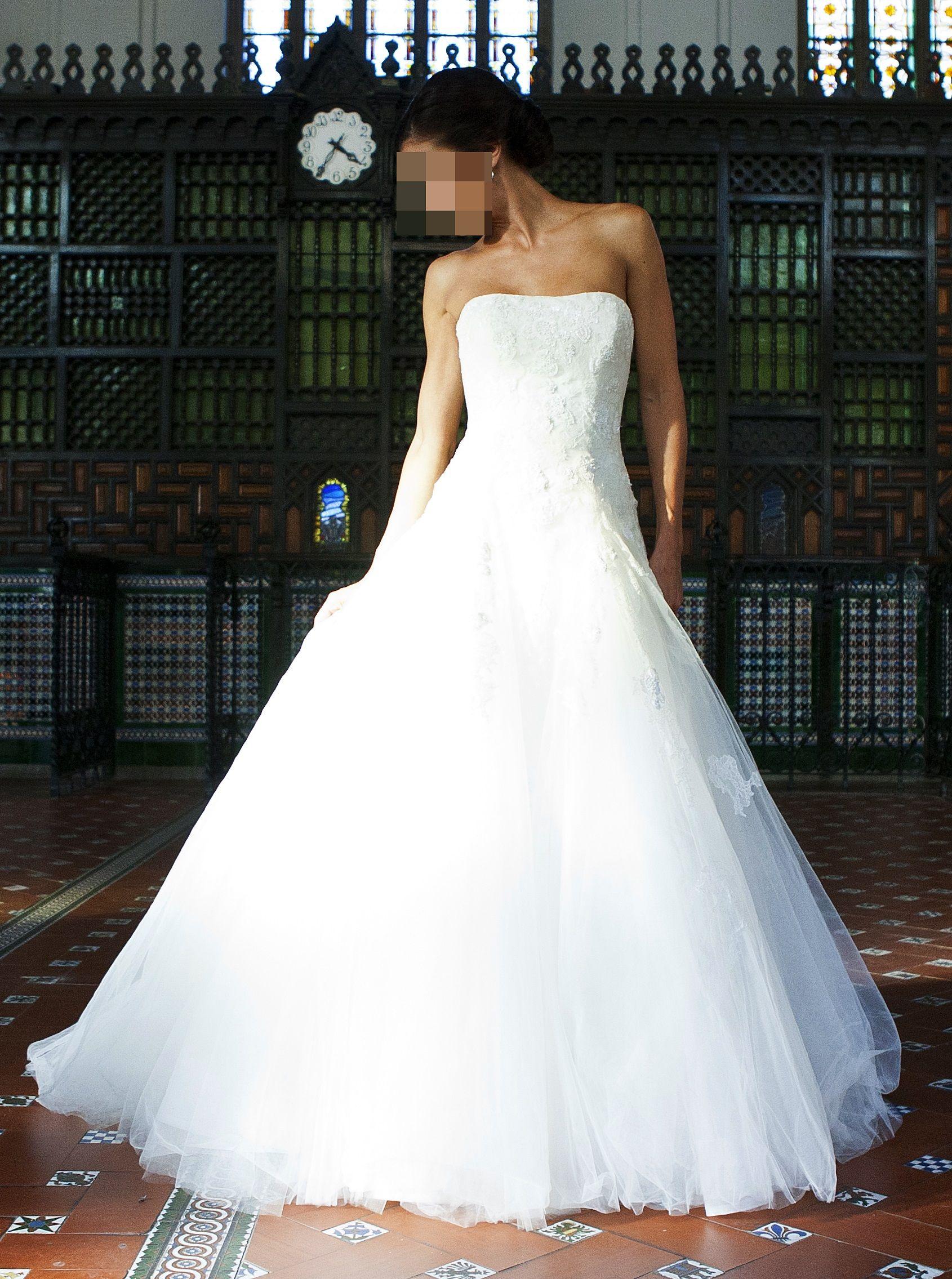 Nuevo vestido publicado! PRONOVIAS mod. BARROCO - Colección Glamour ...